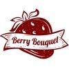 Berry Bouquet.Букеты из ягод.Клубника в шоколаде