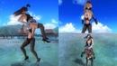 DOA 5 LR - Face Riding Ryona (Ayane)
