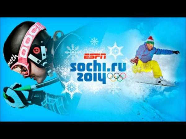 Toni Halliday - Nowhere To Hide (Canción Promocional de ESPN JJ.OO Sochi 2014)