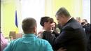 Порошенко извинился перед родственниками украинских моряков