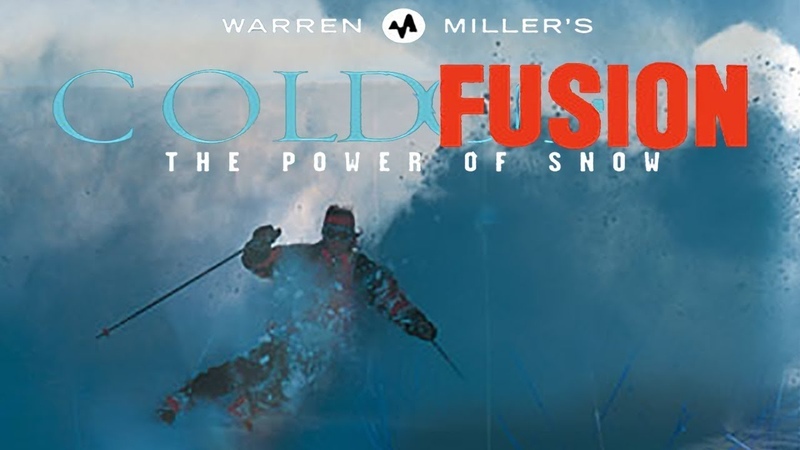 Warren Miller's Cold Fusion Chris Anthony Rob Kingwill JP Auclair Full Movie