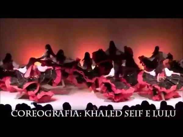 Coreo Lulu e Khaled Seif - music from Hossam Ramzy