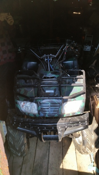 Квадроцикл Grasshopper 150