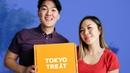 Japanese Snack Box Taste Test | TOKYO TREAT BOX UNBOXING