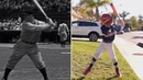 8-Year-Old Boy Believes He's The Reincarnation of Baseball Legend Lou Gehrig