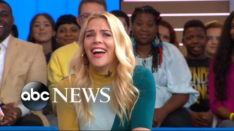 Busy Philipps opens up about her new memoir