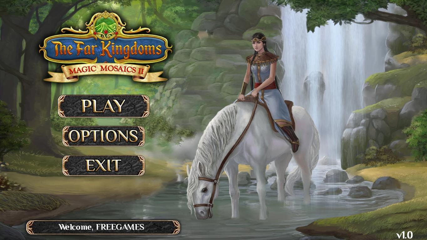 Дальние королевства. Волшебная Мозаика 2 | The Far Kingdoms: Magic Mosaics 2 (En)