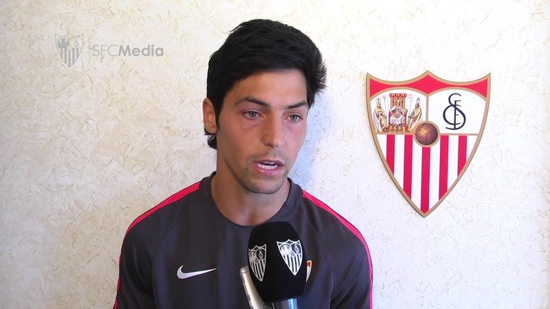 Borja Lasso: He vuelto con ganas de quedarme y convencer al entrenador