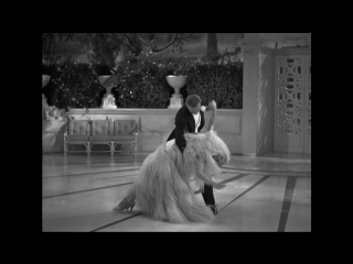 Fred Astaire and Ginger Rogers - Heaven (Cheek to Cheek) Музыкальный фрагмент с Х/Ф