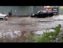 Тула 16 07 после дождя Ливневки Не не слышали Ул НОВОМОСКОВСКАЯ 19