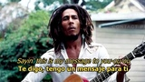 Three little birds - Bob Marley (LYRICSLETRA) Original wearphones