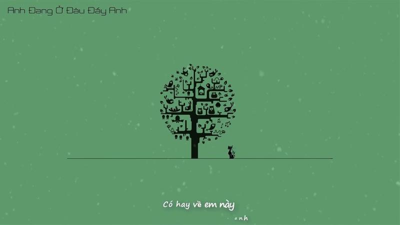 Anh Đang Ở Đâu Đấy Anh Hương Giang MV Lyrics HD