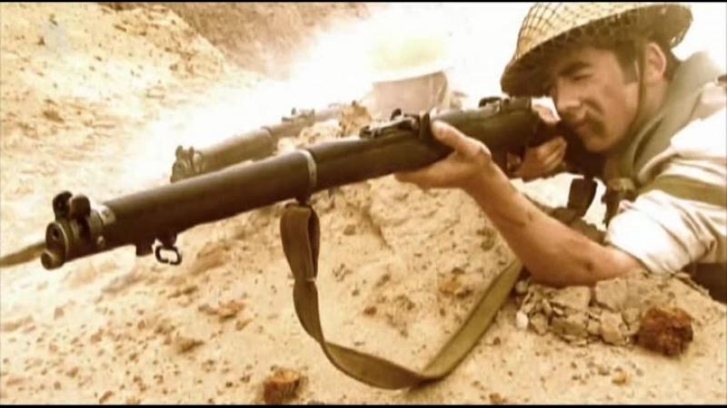 History Channel - Забытые свидетельства войны. Эль-Аламейн