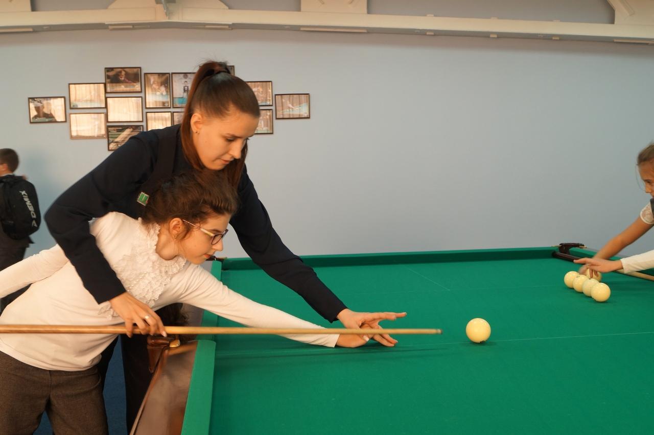 мастер-класс от Арины Кривовой