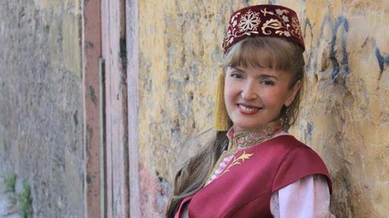 Сельма Агат соловей крымскотатарской диаспоры