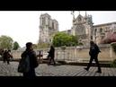 LIVE In Solidarität mit Notre Dame Kirchen in ganz Frankreich läuten Glockenspiel