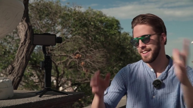Test Review Zhiyun Smooth 4 3 Axis Handheld Gimbal Stabilizer w Focus Pull Zoom