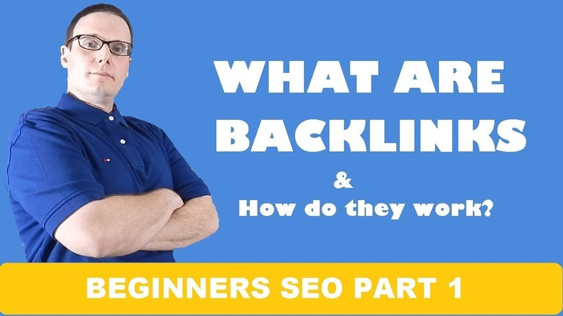 SEO What are backlinks and how they work