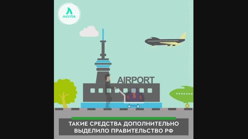 Льготные авиабилеты и новая авиакомпания | АКУЛА
