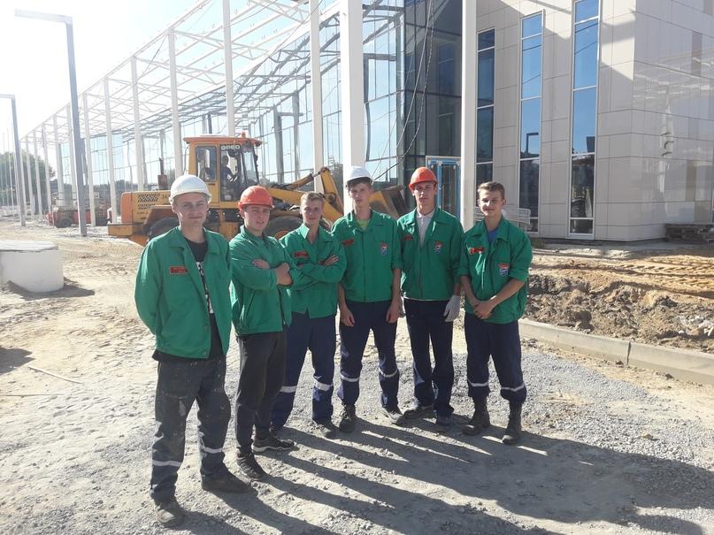 Здание автовокзала по улице Орджоникидзе в г.Бресте в 2018 году объявлено главной молодежной стройкой Брестской области
