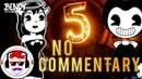 Bendy and the Ink Machine FULL GAME CHAPTER 5 | NO COMMENTARY | Rockit Gaming