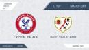 Crystal Palace 6:4 Rayo Vallecano, 12 тур