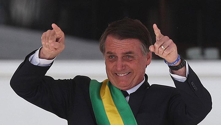 К власти в Бразилии пришел защитник консервативных семейных ценностей