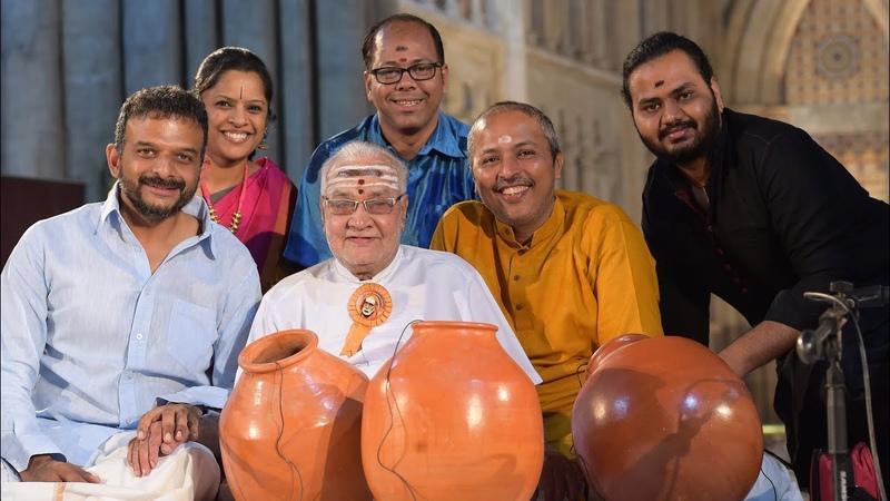 TM Krishna feat. Vikku Vinayakram: Live at Afghan Church, Mumbai - Raga Behag - Allahvai