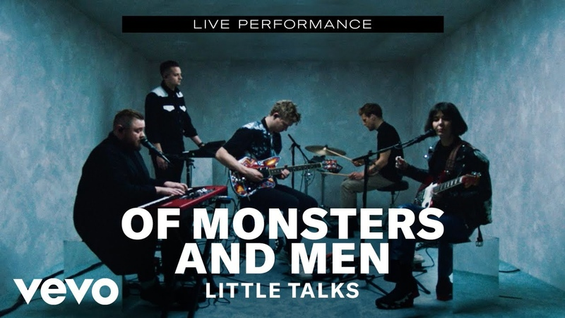 Of Monsters and Men - Little Talks Live Performance | Vevo