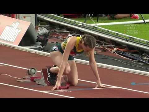 Athletics World Cup London 2018 4x400m W POLAND