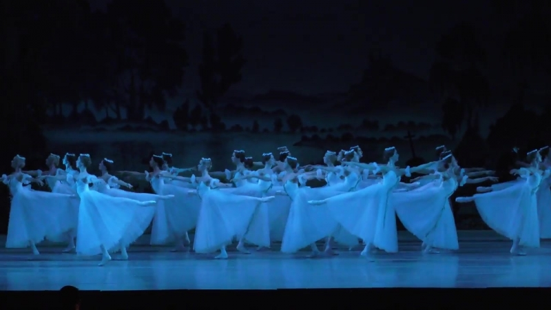 The most magical scene in Giselle