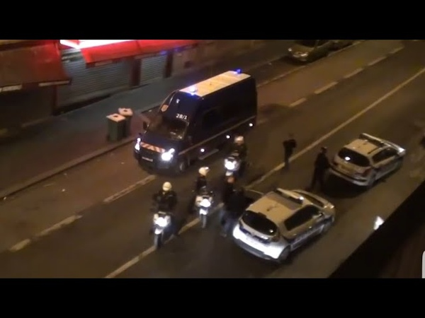 Purge cette nuit en France ( attention images choquantes ) - YouTube