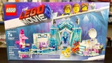 LEGO Movie 2 70837 SHIMMER AND SHINE SPARKLE SPA Review! Summer 2019 LEGO Movie 2 Set!