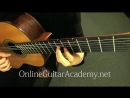 Spanish Dance No 5 Andaluza by E Granados classical guitar arrangement by Emre Sabuncuoğlu