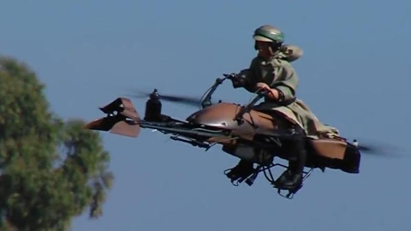 【ガチで凄い】これが世界の最新フライングマシーンだ!This is the latest flying man in the world!