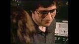 Мартин Хэннет и Тони Уилсон на Студии Строуберри в июле 1980