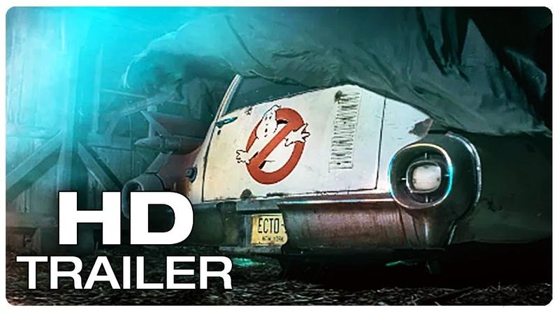 GHOSTBUSTERS 3 Teaser Trailer NEW 2020 Bill Murray Movie HD