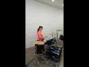 В школе барабанов