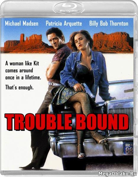 Впереди одни неприятности / Trouble Bound (1992/BDRip/HDRip)
