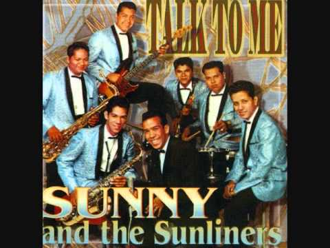Sunny The Sunliners - Talk To Me