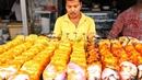 HUUUGE Indian Street Food ADVENTURE in Jaipur, India | BEST VEGETARIAN Street Food in India -SPICY!