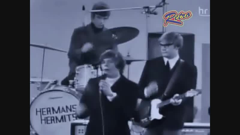 Hermans Hermits - No milk today (video_audio edited remastered) HQ