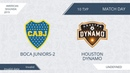 AFL19. America. Segunda. Day 10. Boca Juniors-2 - Houston Dynamo.