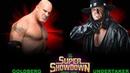 The Undertaker vs Goldberg Full Match HD WWE Super Showdown - The Undertaker vs Goldberg 2019 HD