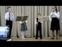 Музыкальная радуга Песня Фонарщиков Музыка из фильма Приключения Буратино