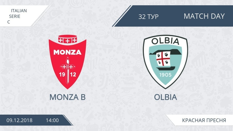 AFL18. Italy. Serie C. Day 32. Monza B - Olbia