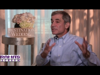 My Full Interview with DESTINATION WEDDING Writer_Director, Victor Levin