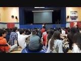 Советский гимн на выборах школьных президентов в США