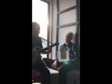 Daniel Lavoie chante La Licorne Captive un projet musical de Laurent Guardo