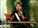 NDTV Yuva Conclave_ What We Learnt About New Age Mom Kajol